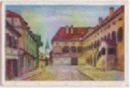 Zigarettenfabrik W. Lande Dresden: Deutschtum Im Ausland, Bild 78: Grafel - Cigarette Cards