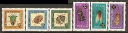 North Vietnam 1965 Mi# 379-384 (*) Mint No Gum - Insects - Vietnam