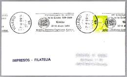 XI CENT. CONCILIO DE TOLEDO (589) - XIV Cent. Council Of Toledo. 1989 - Christianity