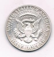 HALF DOLLAR 1969 USA /7876/ - 1964-…: Kennedy