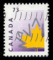 Canada (Scott No.1685 Feuille D'érable / Maple Leaf) (o) - 1952-.... Règne D'Elizabeth II
