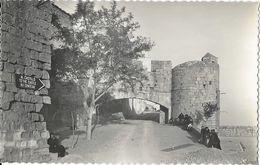 Peniscola (Castellon) - Portal Del Papa Luna (portail Du Pape) - Carte Non Circulée - Castellón