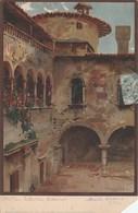 CPA - Castell Toblino Burghof. Ottmar Zieher, München..n°1665 - Autres Villes