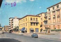 """0301 """" PRATO - VIA ROMA """" .- ANIMATA CON AUTO -  CART. ORIG. NO SPED. - Prato"""