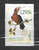 Bhutan 1968  Birds   Aceros Nepalensis  MNH - Bhutan