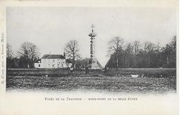 51)  BARBONNE FAYEL  - Forêt De La Traconne  - Rond Point De La Belle Epoque - France
