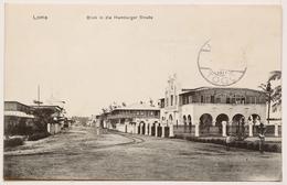 LOME Blick In Die Hamburger Straße - Togo