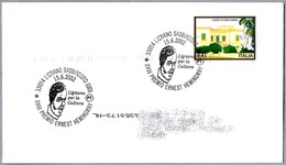XVIII Premio ERNEST HEMINGWAY. Lignano Sabbiadoro, Udine, 2002 - Nobel Prize Laureates
