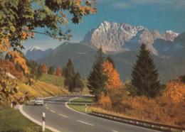 Borgward Arabella,Deutsche Alpenstrasse, Ungelaufen - Voitures De Tourisme