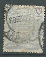 Compagnie Britannique De L'afrique Du Sud   Yvert N°63 Oblitéré  -  Ad 38102 - Other