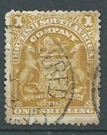 Compagnie Britannique De L'afrique Du Sud   Yvert N°64 Oblitéré  -  Ad 38105 - South Africa (...-1961)