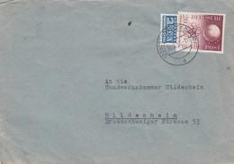 LETTRE BUND. NOTOPFER 2 BERLIN. STAUTULDENDORF  / 2 - Lettres & Documents