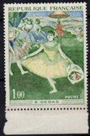 FRANCE - Degas Sans Le Rouge  - Trucage Chimique - Errors & Oddities