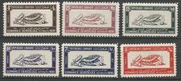 GRAND LIBAN  N° 122 à 127 NEUF* CHARNIERE / MH - Ungebraucht