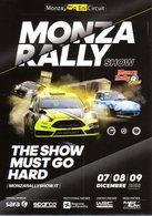 AUTOMOBILISMO - AUTODROMO - CIRCUITO MONZA - RALLY 2018 - Rally Racing