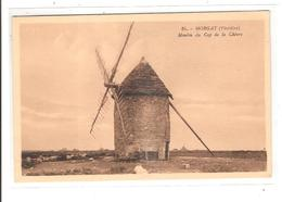 MORGAT - MOULIN DU CAP DE LA CHEVRE - Morgat