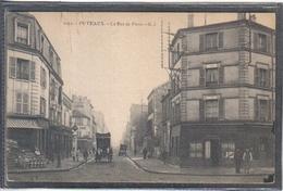 Carte Postale 92. Puteaux  La Rue De Paris Très Beau Plan - Puteaux