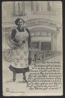 NEW - 1916 LEBENSMITTEL ABGABE Luxemburg Luxembourg 1. Weltkrieg 1. WK WW1 - Luxembourg - Ville