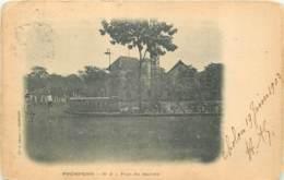 Cambodge - Pnompenh - Pont Du Marché In 1903 - Cambodia