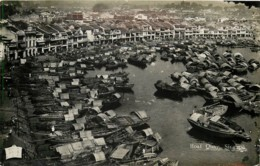 SINGAPOUR - Boat Quay - Singapore 1938 - Singapore