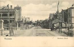 CHINA - Tientsin - Medows Road (before 1904) - China