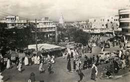 Maroc - TANGER - Grand Socco 1950 - Tanger