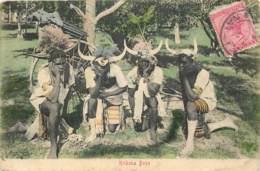 Afrique Du Sud - NATAL - Ricksha Boys 1907 - South Africa
