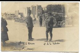 CPA Photo Militaire - Meurthe-et-Moselle - Waurupt - Guerra 1914-18