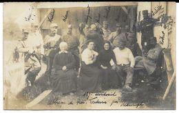 CPA Photo   Meurthe-et-Moselle - Abbaye Des Trois Fontaines Près De Waurupt - Guerra 1914-18