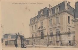 BAR-sur-SEINE: La Caisse D'Epargne - Bar-sur-Seine