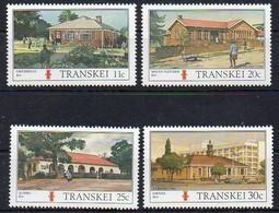 RSA - Transkei 1984 MiNr. 155/ 158 ** / Mnh ;  Postämter  II. - Transkei