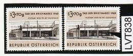 """LVT838 ÖSTERREICH 1963 Michl 1144 PLATTENFEHLER """"LICHT"""" ** Postfrisch - Abarten & Kuriositäten"""