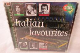 """2 CDs """"Italian Favourites"""" Versch. Interpreten - Other - Italian Music"""