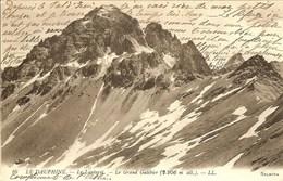 CPA - HAUTES-ALPES - Le LAUTARET, Le Grand Galibier (2956m) - France