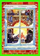 NOEL - CHRISTMAS - POST PAID - - Noël