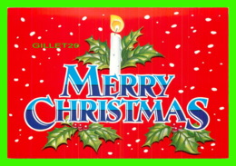 NOEL - CHRISTMAS - POST PAID - MERRY CHRISTMAS - - Noël