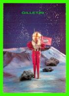 POUPÉE - NOSTALGIC BARBIE - ASTRONAUT, 1986 - THE AMERICAN POSTCARD CO - - Jeux Et Jouets