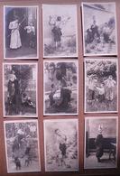 """11/129-9 Cpa Photo Studio SIP  """"l'ECOLE Buissonnière""""  TB Qualité 9 Cp/10 - 1° Tirage - Schools"""