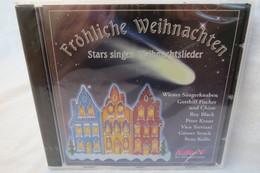 """CD """"Fröhliche Weihnachten"""" Stars Singen Weihnachtslieder (ungeöffnet, Orig. Eingeschweißt) - Chants De Noel"""
