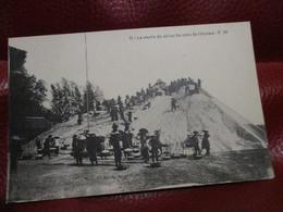 CPA Orient 1920 CP POSTCARD CINA CHINE ANNAM Viet An Nam La Récolte Du Sel SALT HARVESTING TBE - China