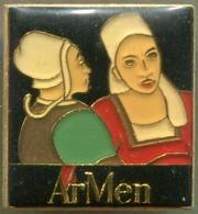 Ar Men - Revue De Culture Et D'information. Encyclopédie Vivante De La Bretagne - Medias