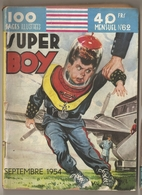 B D SUPER BOY N° 62  EDITIONS IMPERIA - Kleinformat