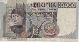 10000 LIRE - [ 2] 1946-… : Repubblica