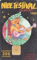 DENMARK - Nibe Festival '99, DD210  05/99, Tirage 1.196,  Used - Denmark
