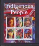 """ONU New York 2009: Foglietto BF38 MNH/** """"Popoli Indigeni"""". - New-York - Siège De L'ONU"""