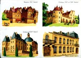 Images Bon Point : Maison, Châteaux, Hôtel - Old Paper