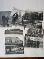 CPA - 89 - Série Complète Du MEURTRE DE JULLY - Crime - Drame - Assassinat - Other Municipalities