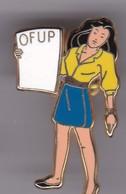 Pin's  PIN UP OFUP - Pin-ups