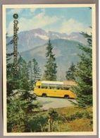 BRD - AK : Kraftpost Bus Im Berchtesgaden - Busse & Reisebusse