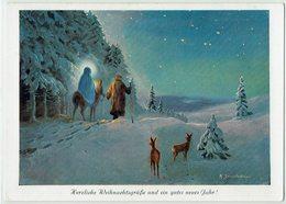 (030..897) R. Sonnleitner, Auf Der Flucht - Weihnachten